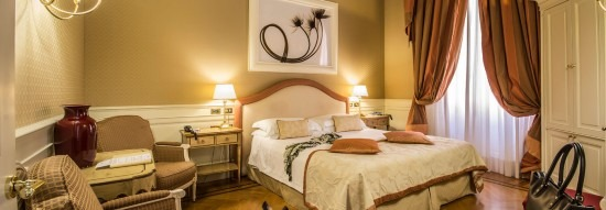 New Trippet Friendly Hotel! Hotel Corona D'Oro in Bologna: pet-friendly elegance